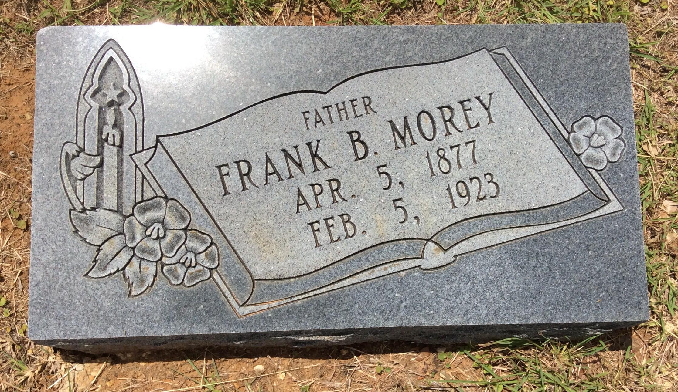Frank Morey