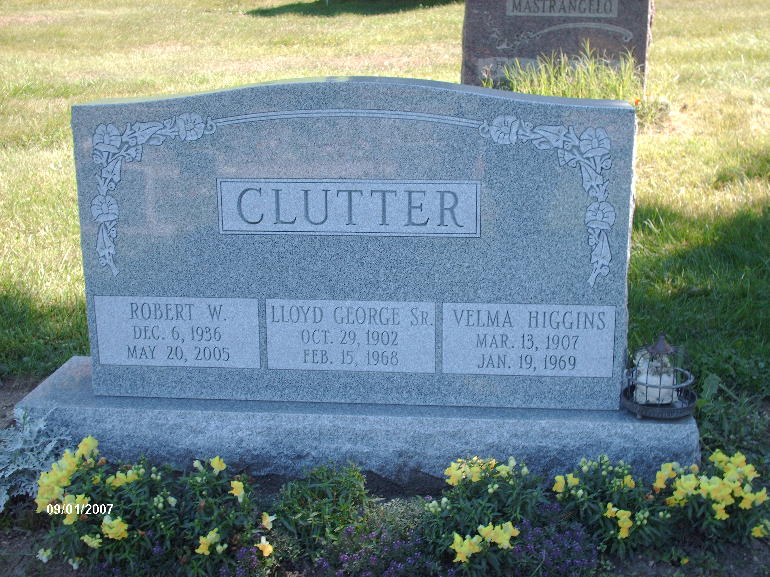 Clarence Lloyd Clutter
