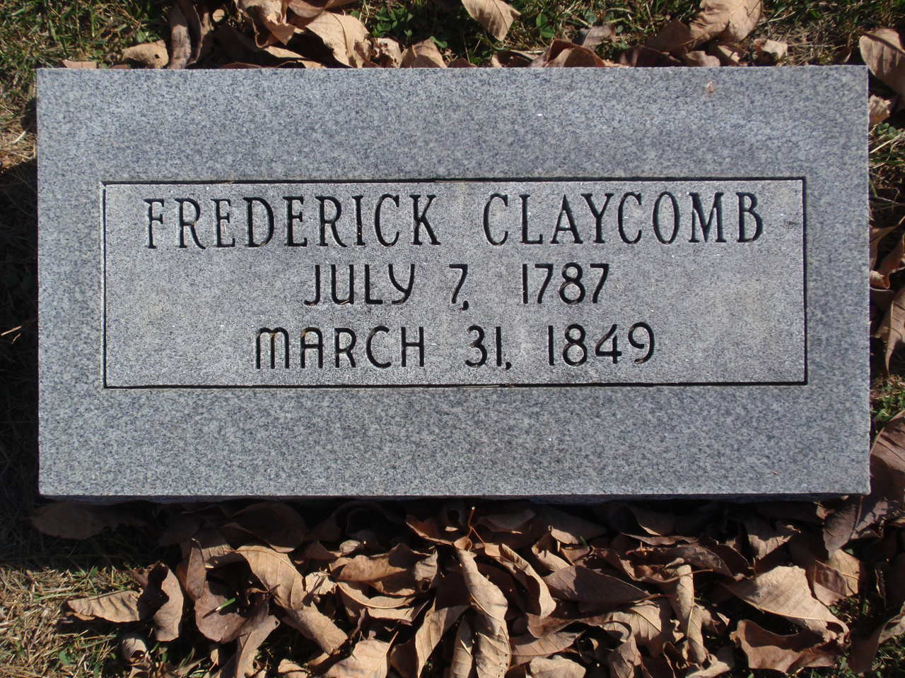Henry Claycomb