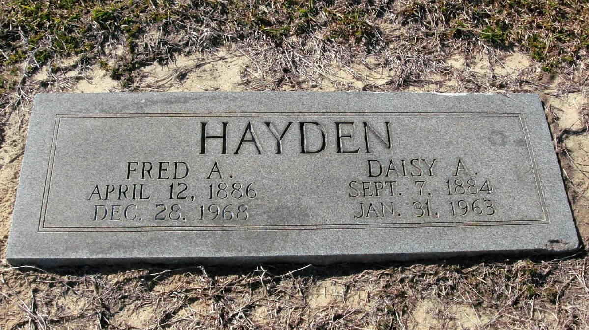 Fred Cleveland Hedden