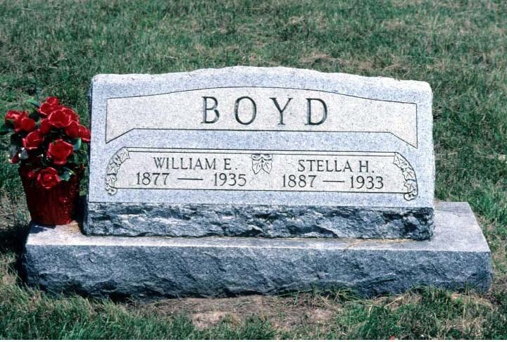 William Edward Boyd