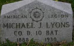 Michael William Lyons
