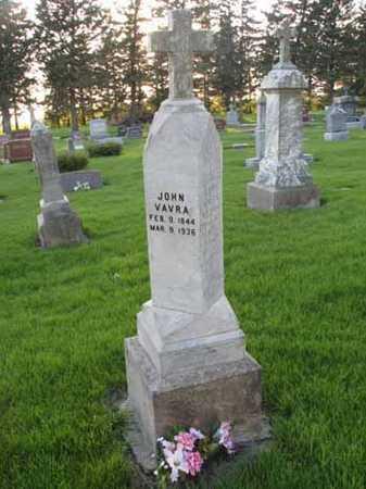 John Vavra