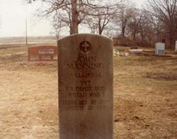 John Lafayette Manning