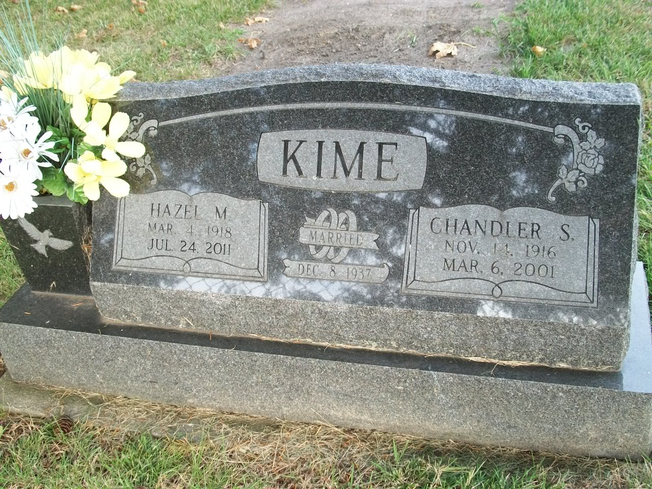 Sidney Russell Kime