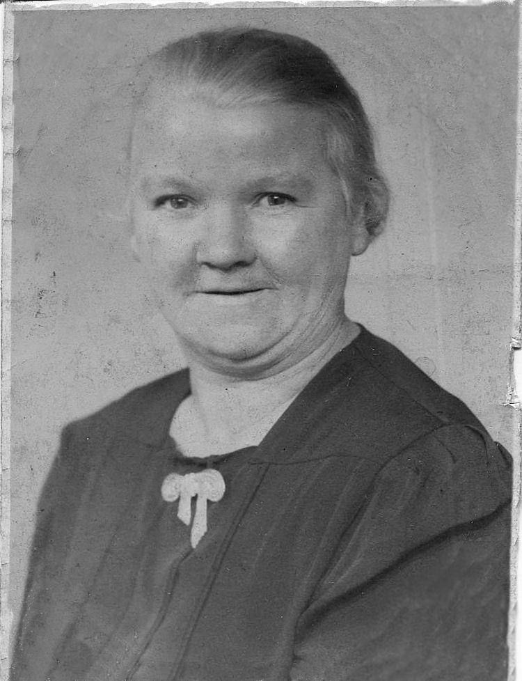 Margaret Grier Leitch