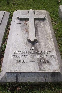 Wellington M Bertolet