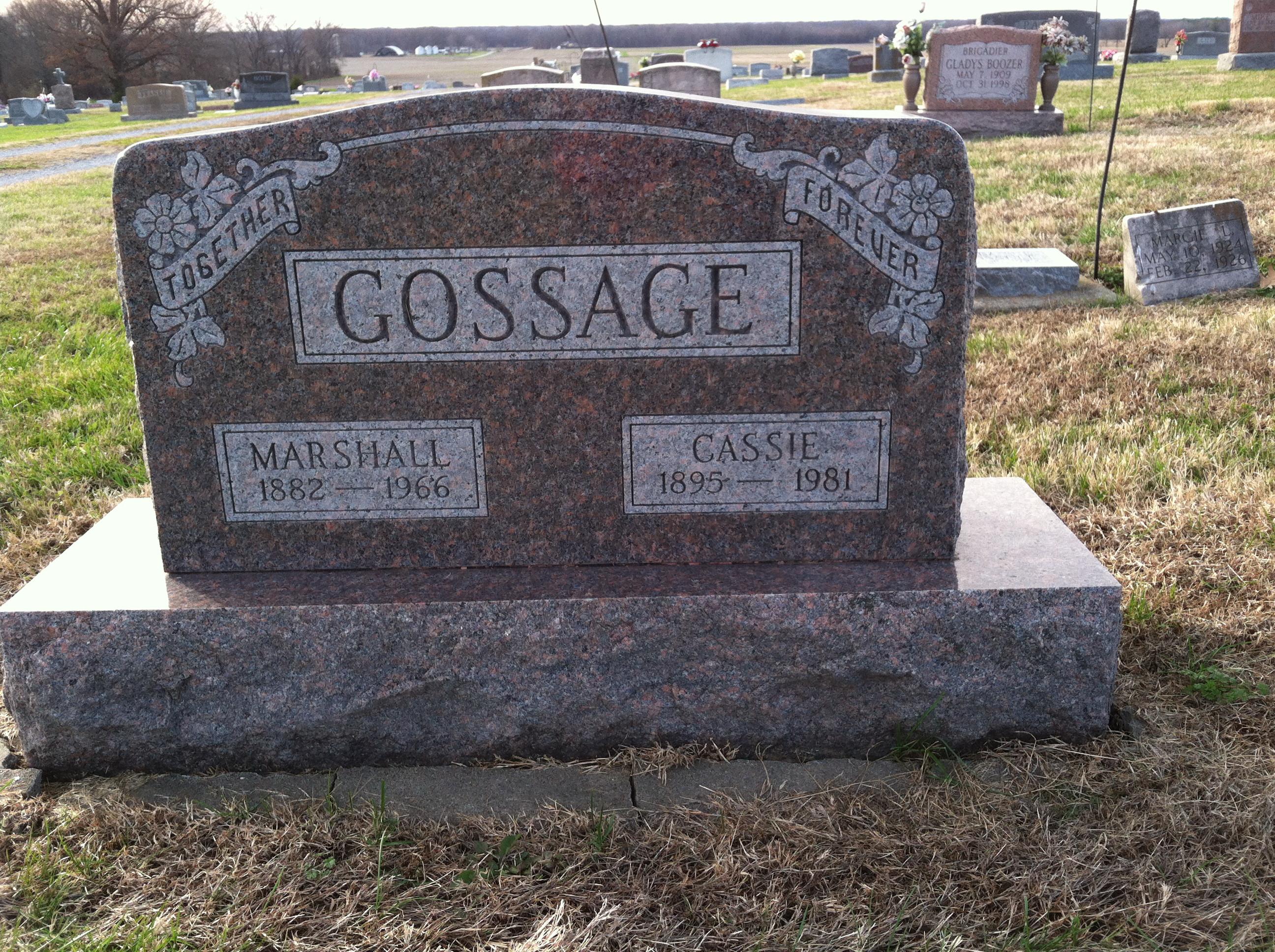 Daisy Dean Gossage