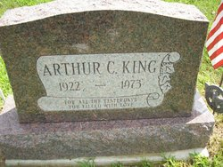 Arthur Richard King