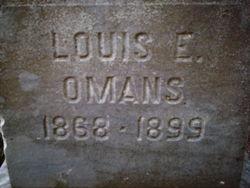 Mary E Omans