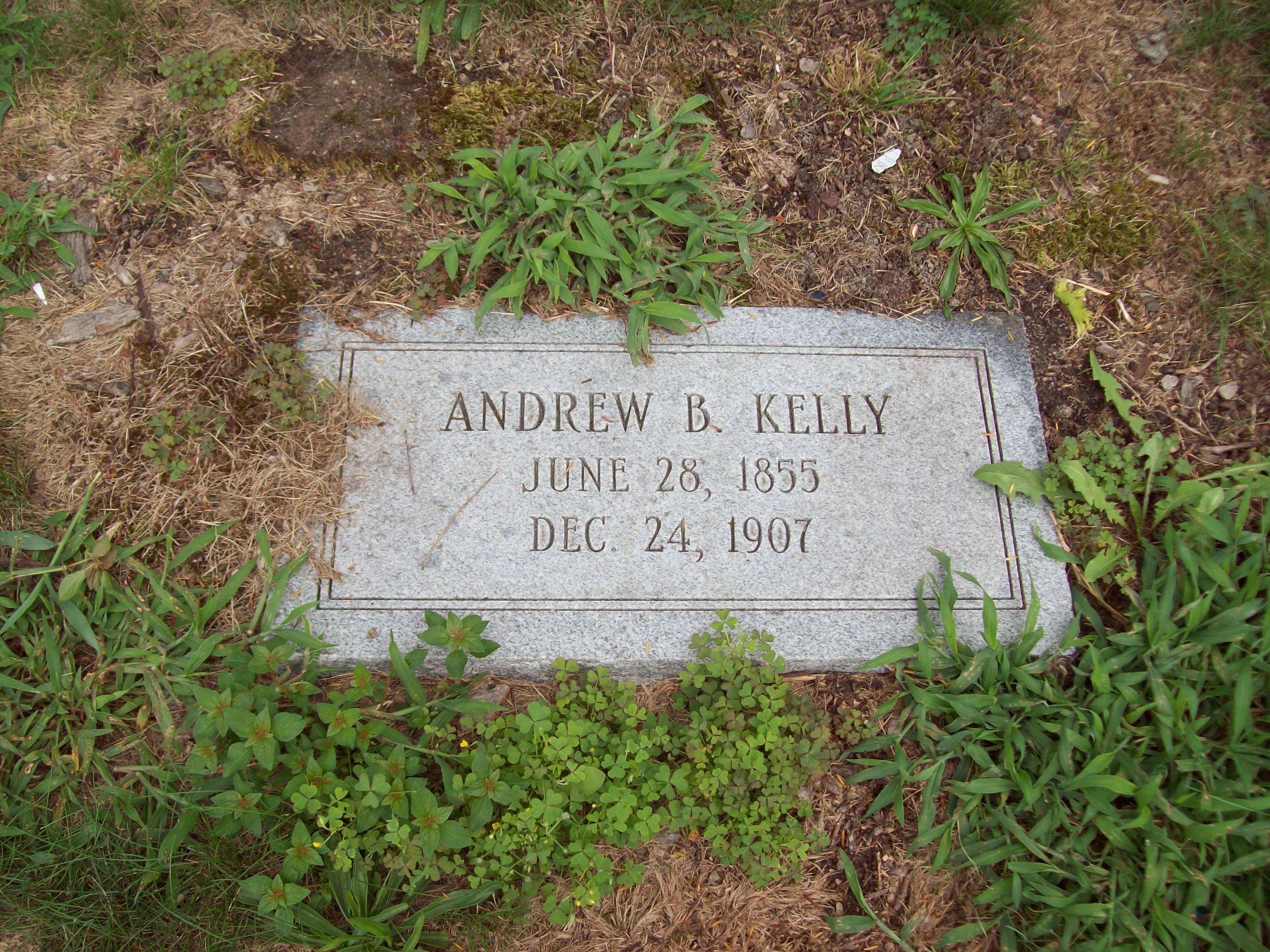 Andrew Marshall Kelly