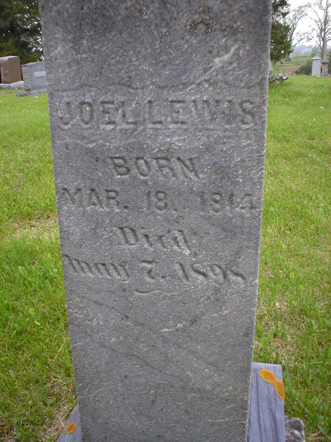 Joel Lewis