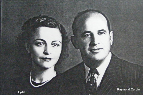 Lydia and Raymond Corbin