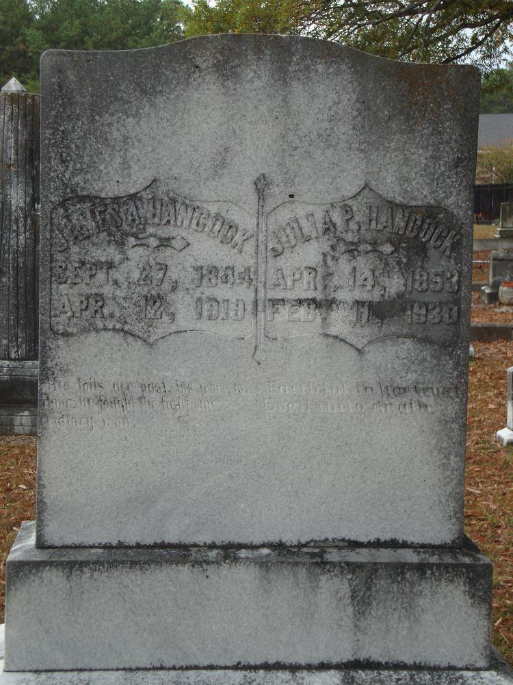 James W Hancock
