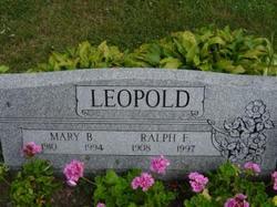 Ralph H Leopold