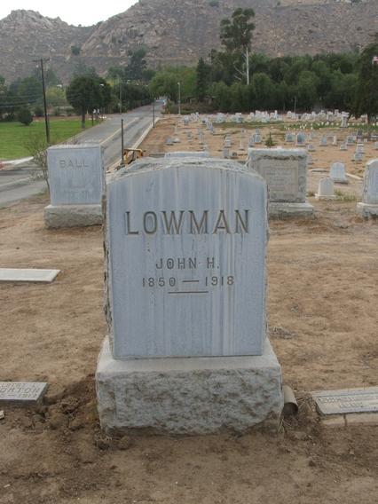 John Henry Lowman