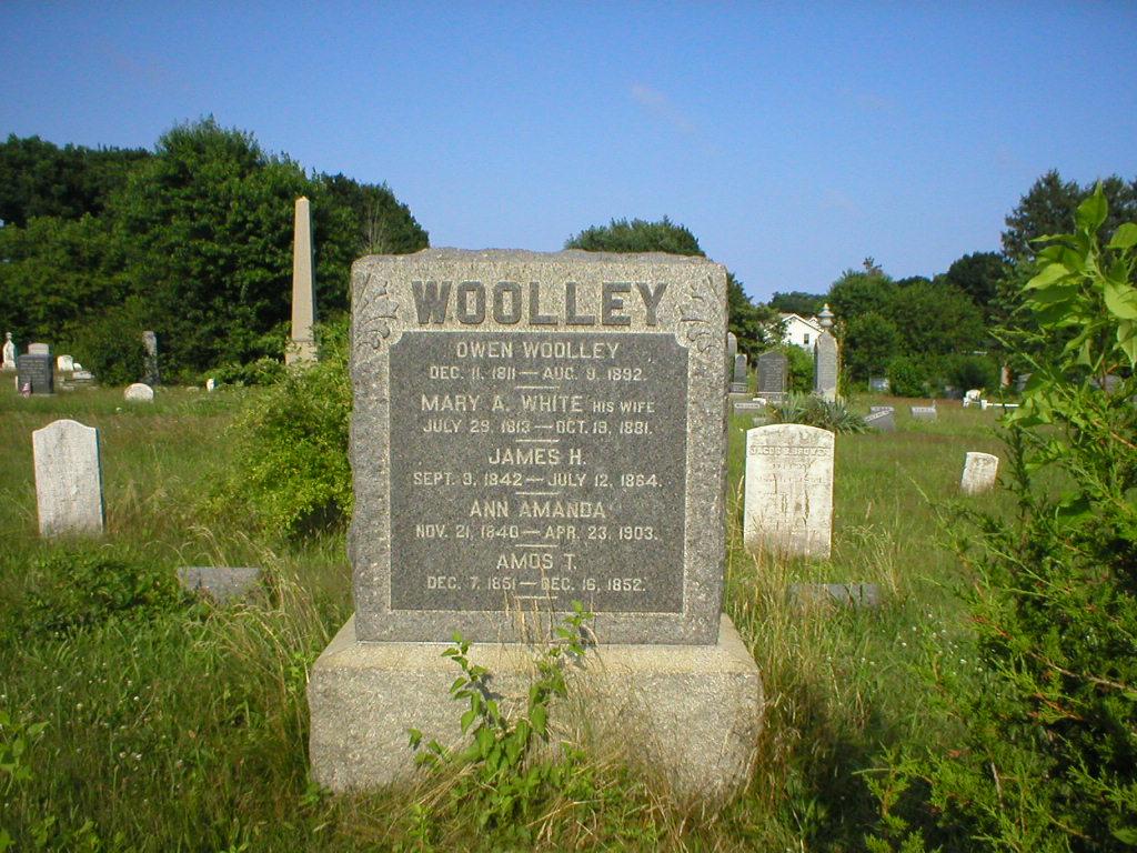 Owen Woolley