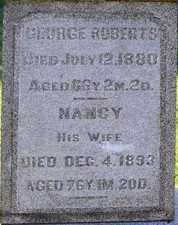 Nancy C Roberts