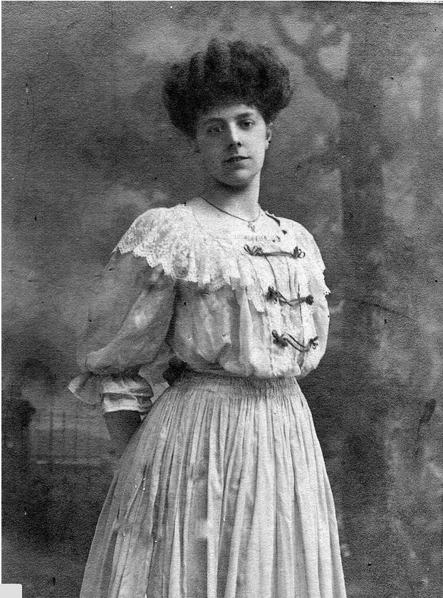 Mary Frances Rhodes