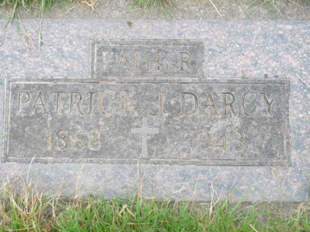 James Patrick Darcy