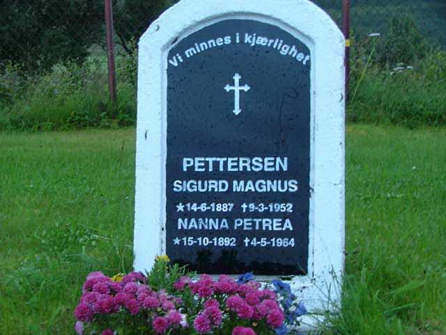 Alfred Magnus Pettersen