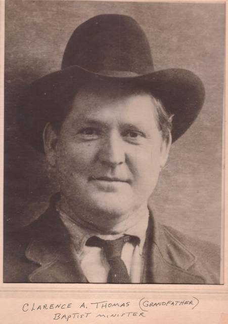 Clarence W Thomas