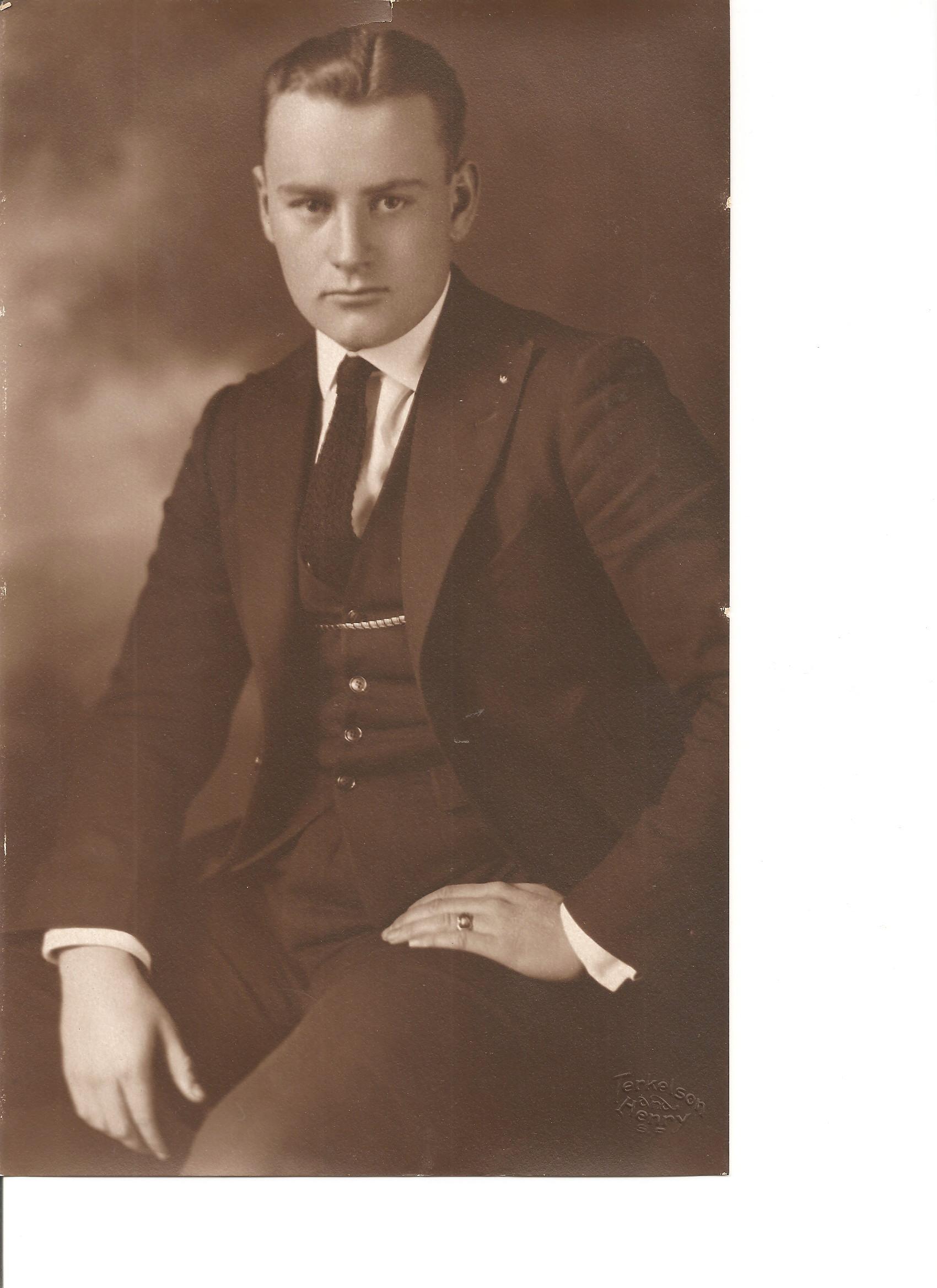 Einar Athelstan Caroe