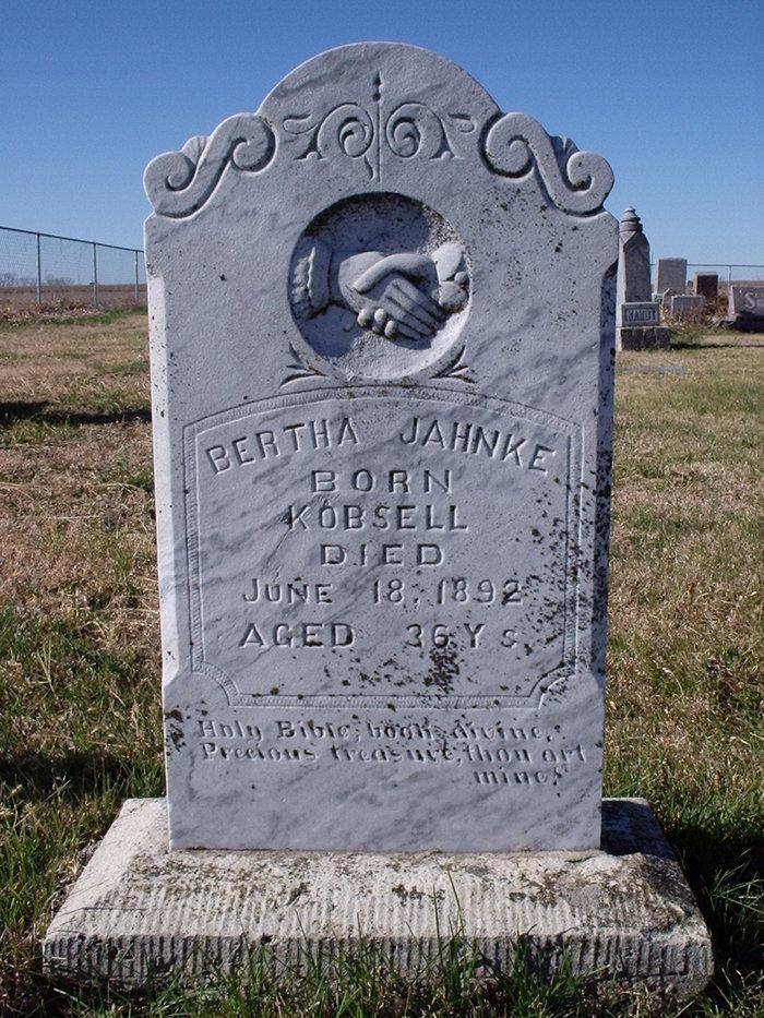 Bertha Jahnke
