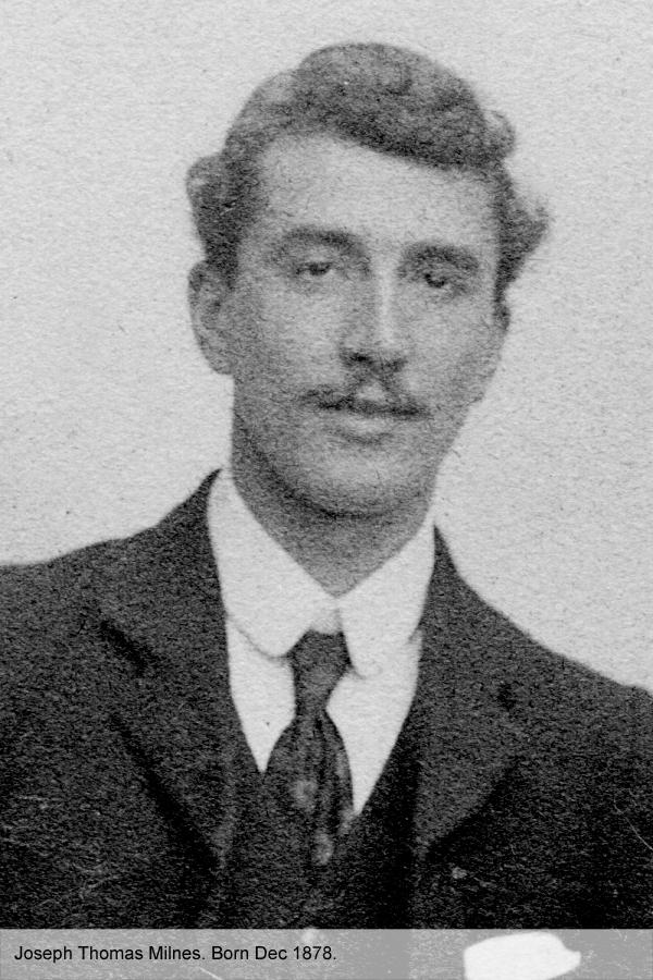 Joseph Milnes