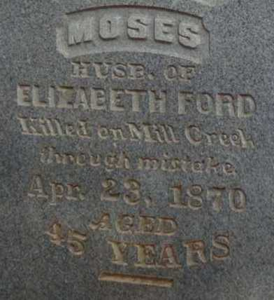 Moses Ford
