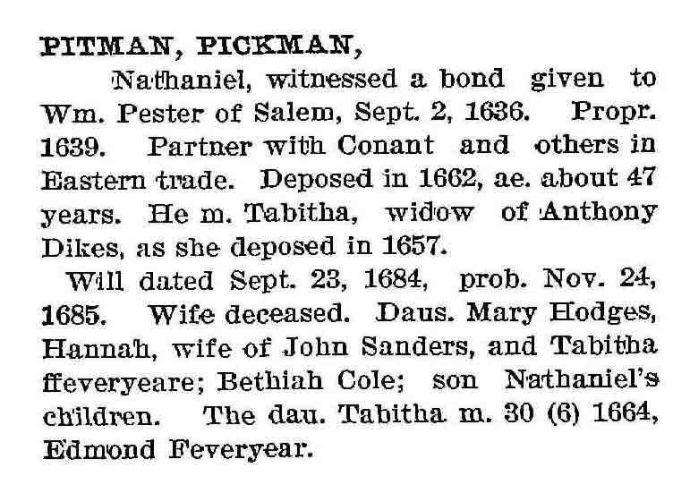 Henry Pickman