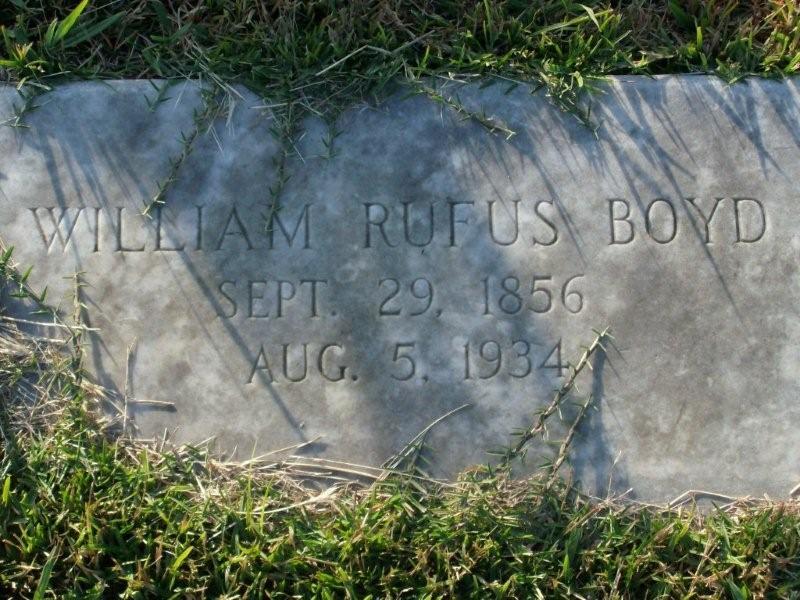 William Rufus Boyd