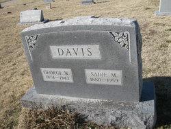 George Abner Davis