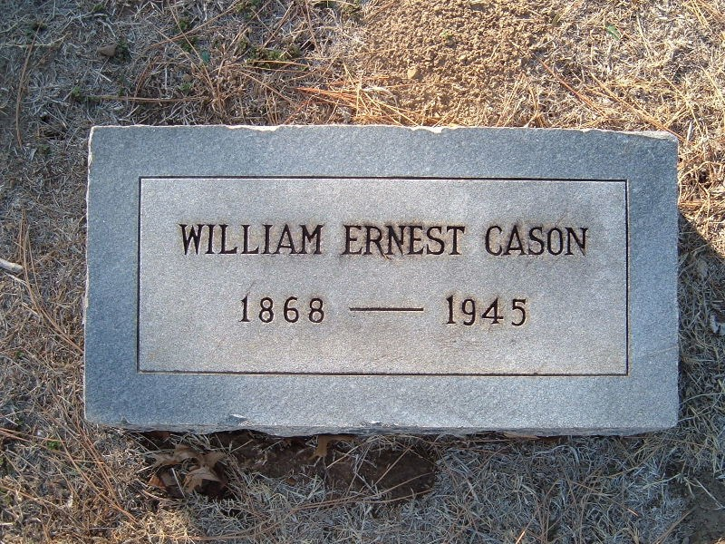 William E Cason