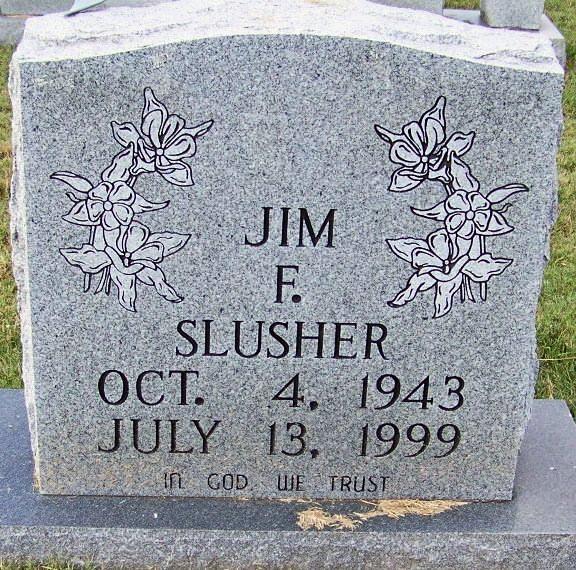 James Slusher