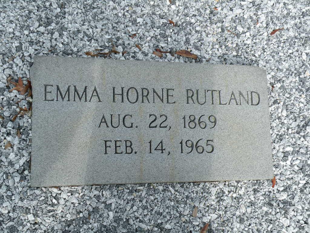 Emma Horne