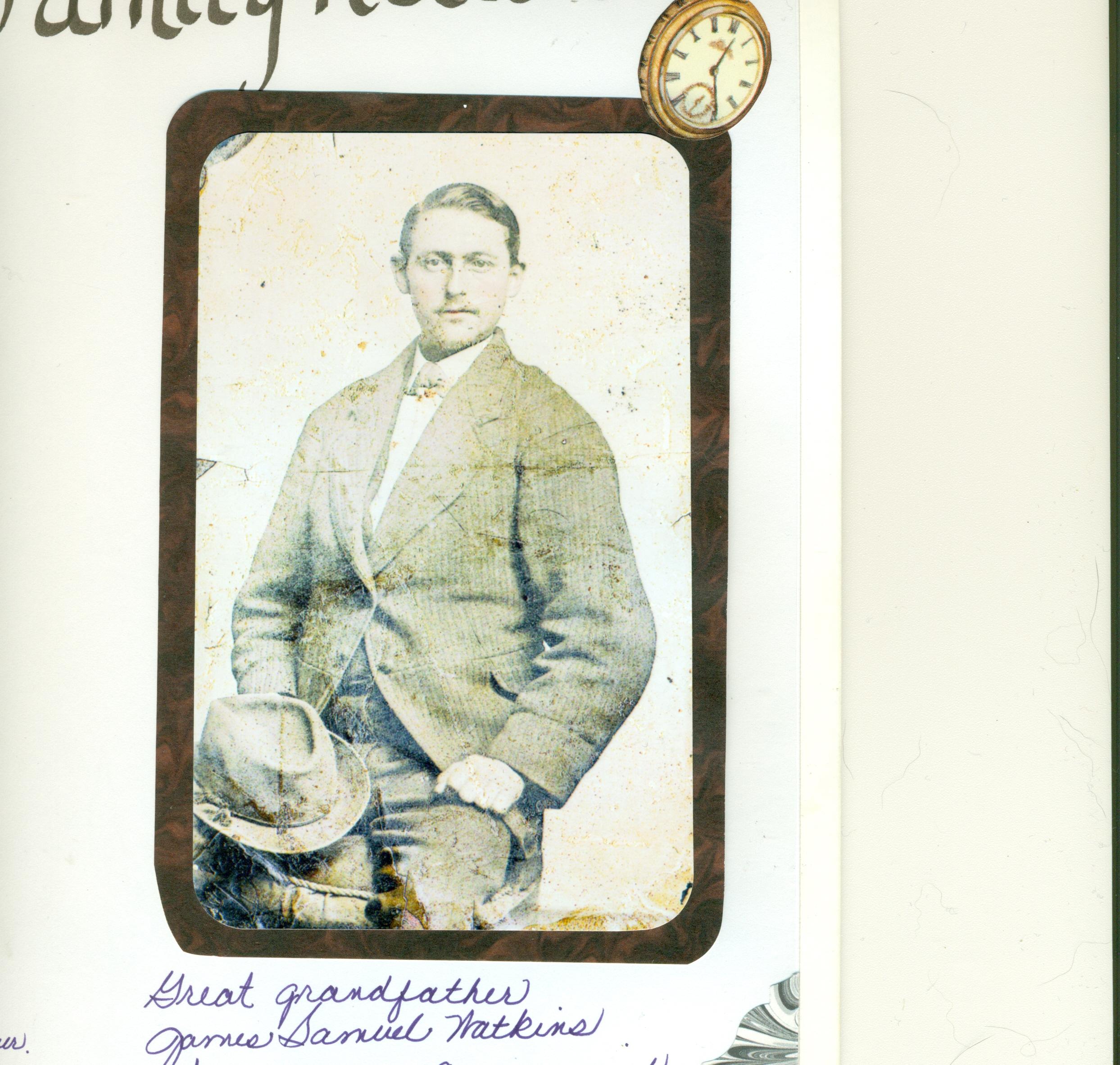 Samuel Watkins