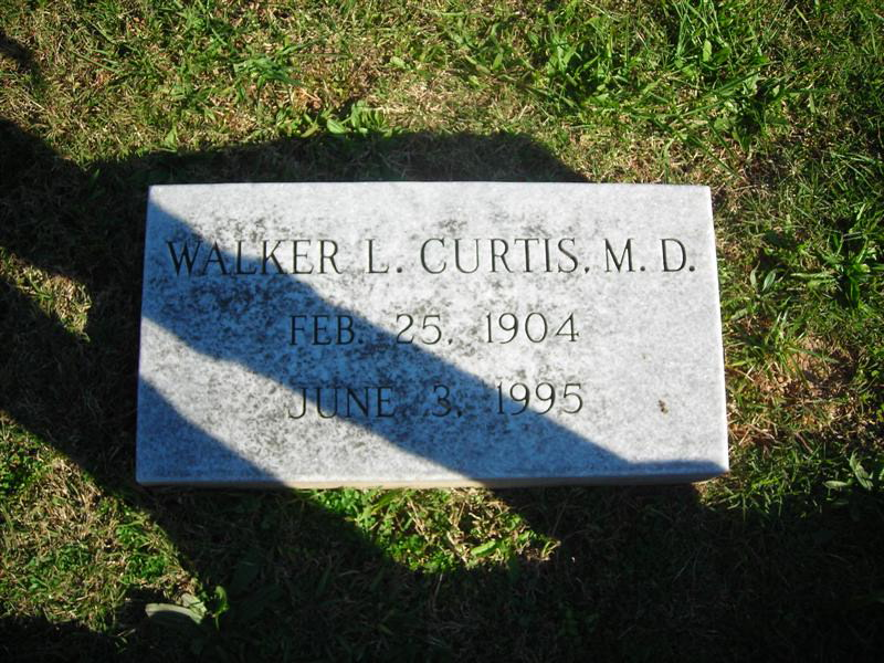 Walker Lewis Curtis