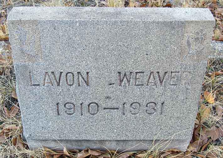 Lavonne Weaver