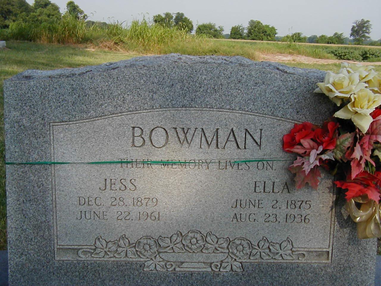 Elisha Bowman