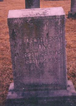 Joseph Henry Long