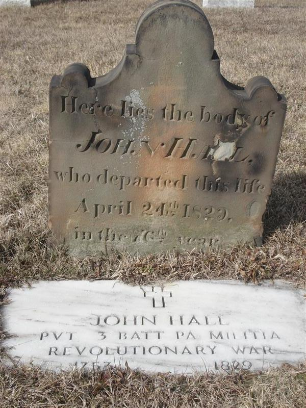 Hugh Hall