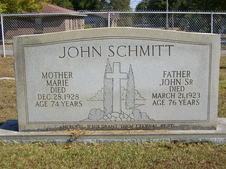 John Baptist Schmitt