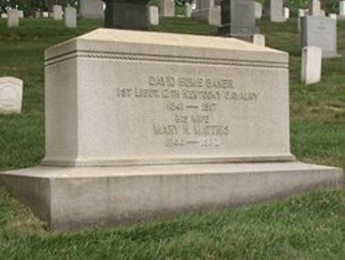 David Hume Baker