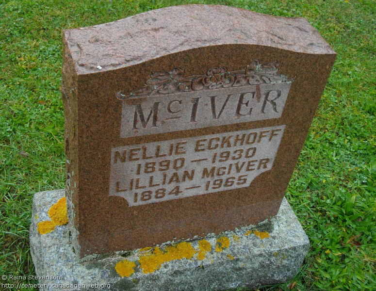 Nellie McIver