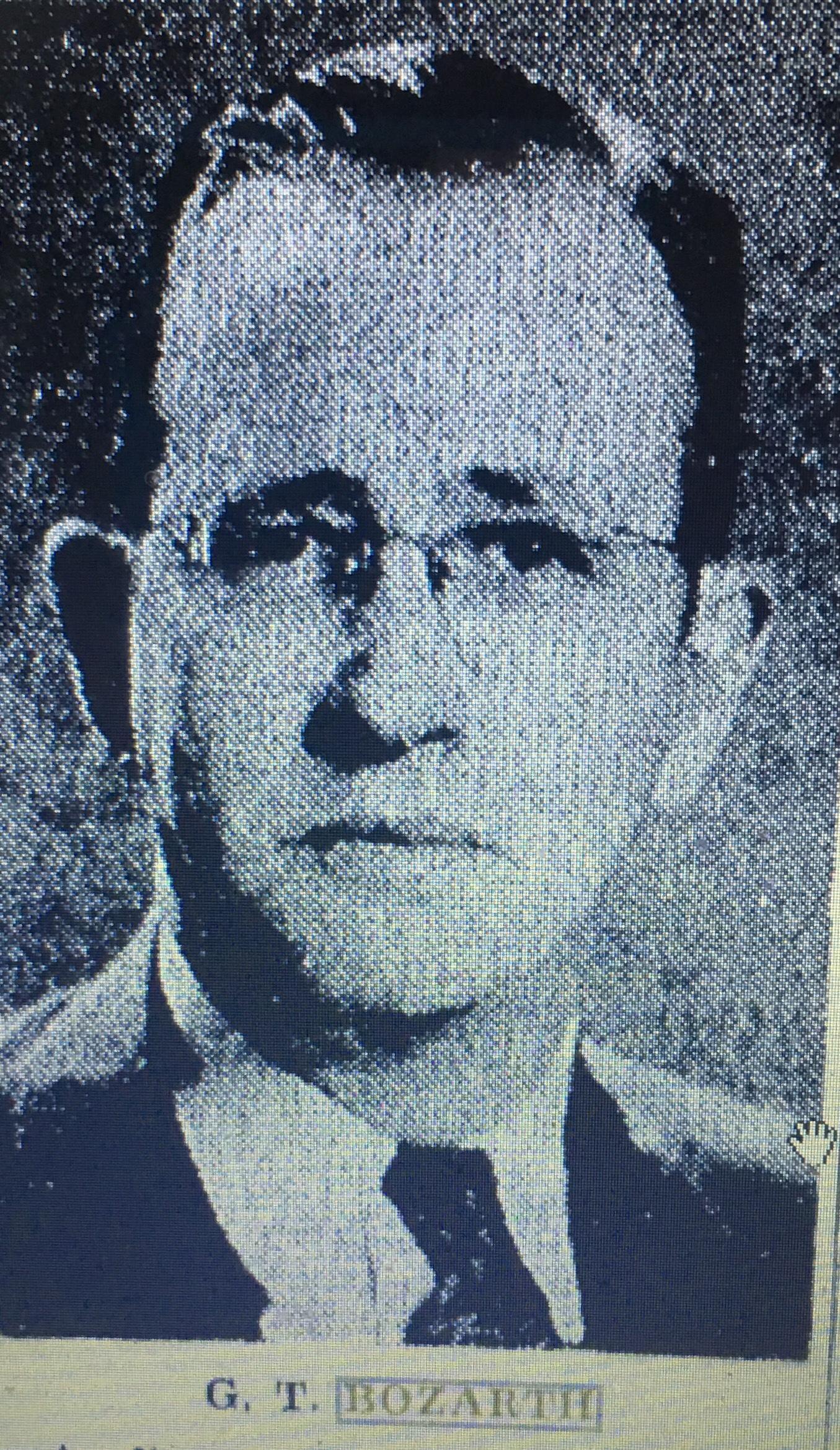 Ed T Bozarth