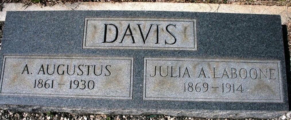 Augustus Davis