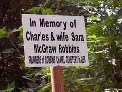 Sarah Jane McGraw