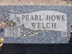 Pearl Howe