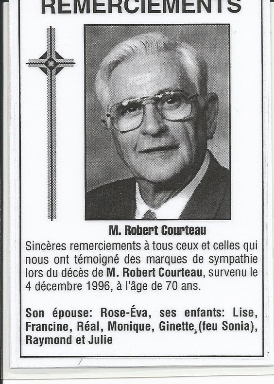 Robert Courteaux